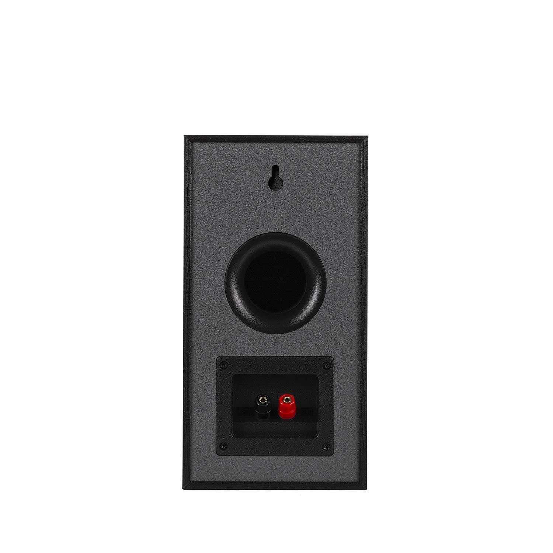 [(クリプシュ) Klipsch] [Klipsch R-41M Powerful Detailed Bookshelf Home Speaker Set of 2 Black] (並行輸入品) B07KCG8PY5 One Color One Size