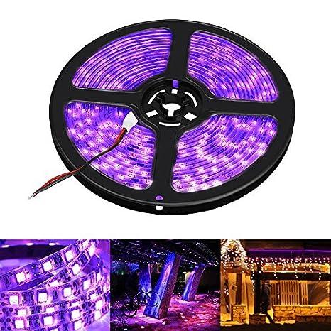 Review UV Black Light Led