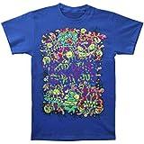 Amazon Com Metallica Toddler Boys Mtv Music Television Short Sleeve Raglan T Shirt Red White Blue 5t Clothing