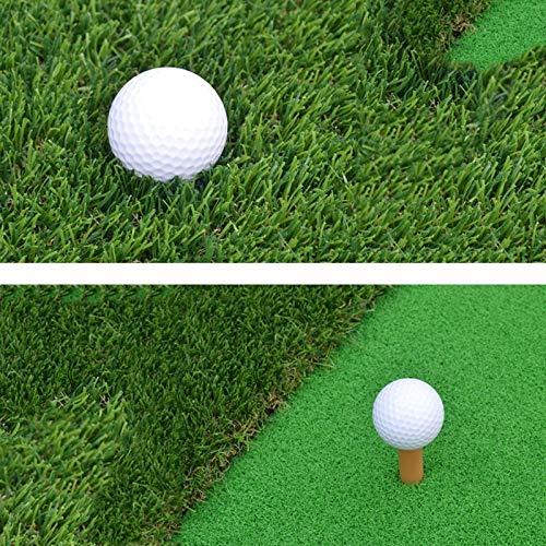 Hyzb Golf Putting Practice Mat, Personal Indoor Hit Pad ...