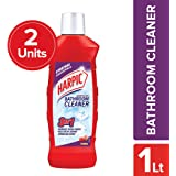 Harpic Bathroom Cleaner - 500 ml (Pack of 2, Floral)