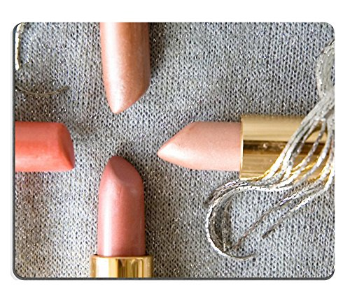 msd-natural-rubber-mousepad-four-pink-shade-lipstick-on-glitter-background-image-35578134