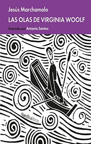 Amazon.com: Las olas de Virginia Woolf (Minilecturas Marchamalo ...