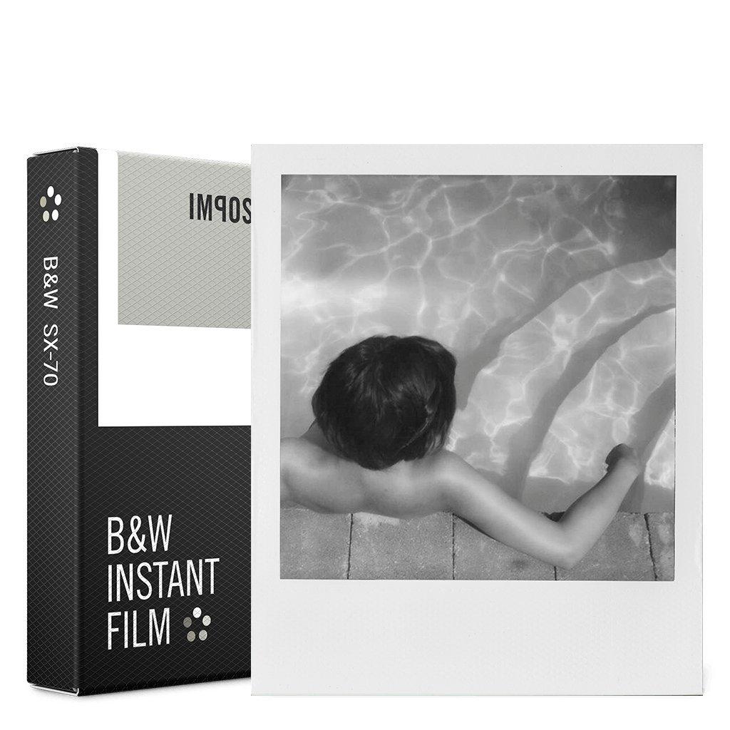 Amazon com impossible prd4513 sx 70 film black white camera photo