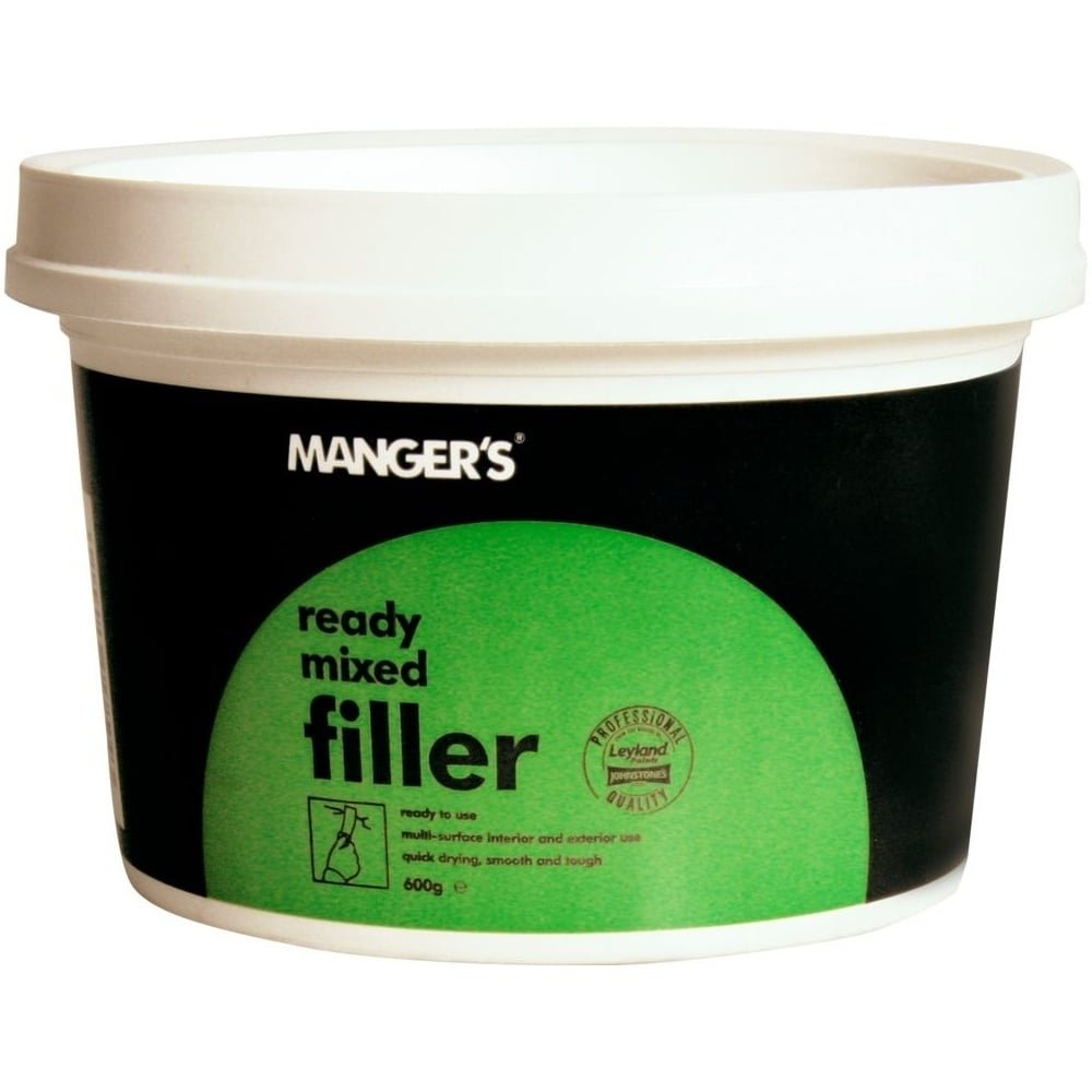 Mangers Ready Mixed Filler 600g