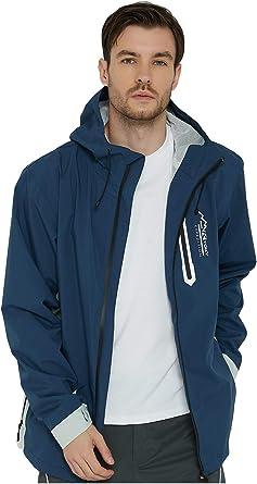 TOKY Womens Lightweight Jacket with Hood Adjustable Waterproof Windbreaker Raincoat