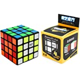 Cubelelo QiYi QiYuan 4x4 Black High Speed Cube Puzzle