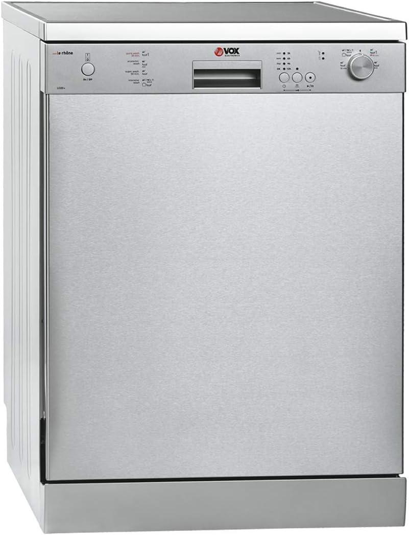 VOX LAVAVAJILLAS 60 X 12S LC22IX: Amazon.es: Grandes electrodomésticos