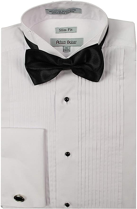 Wing Tip Collar Shirt