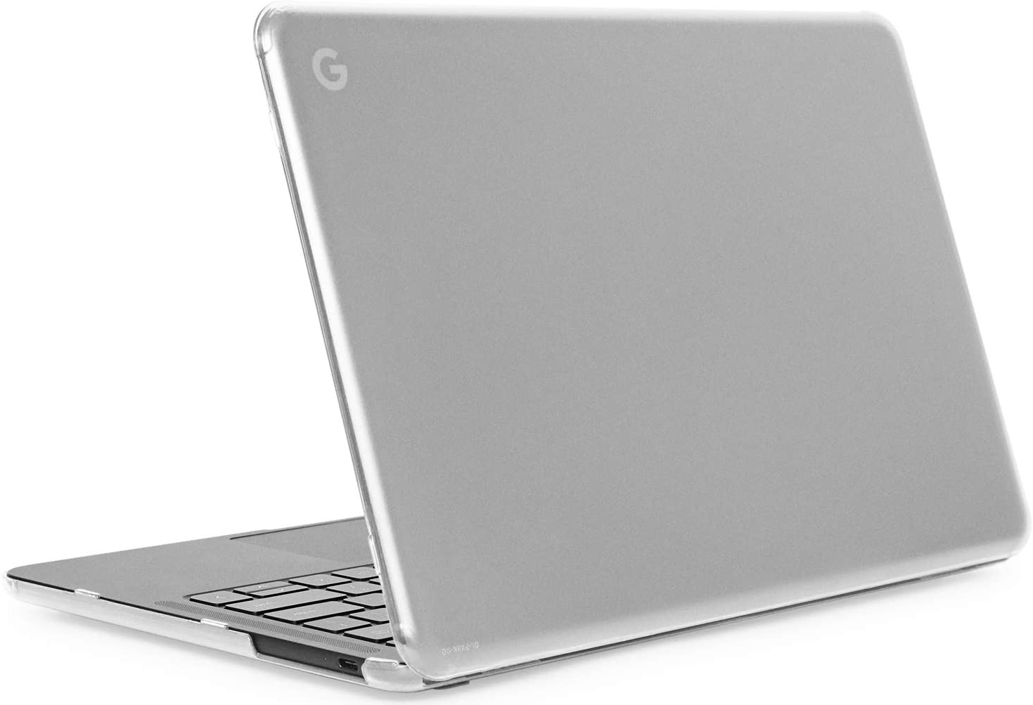 "mCover Hard Shell Case for Late-2019 13.3"" Google Pixelbook Go Chromebook Laptop Computers (NOT Compatible Older Model Released Before 2019) laptops (PixelbookGo Clear)"