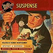 Suspense, Volume 1 |  CBS Radio Network