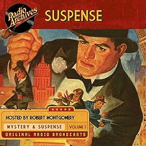 Suspense, Volume 1 Radio/TV Program
