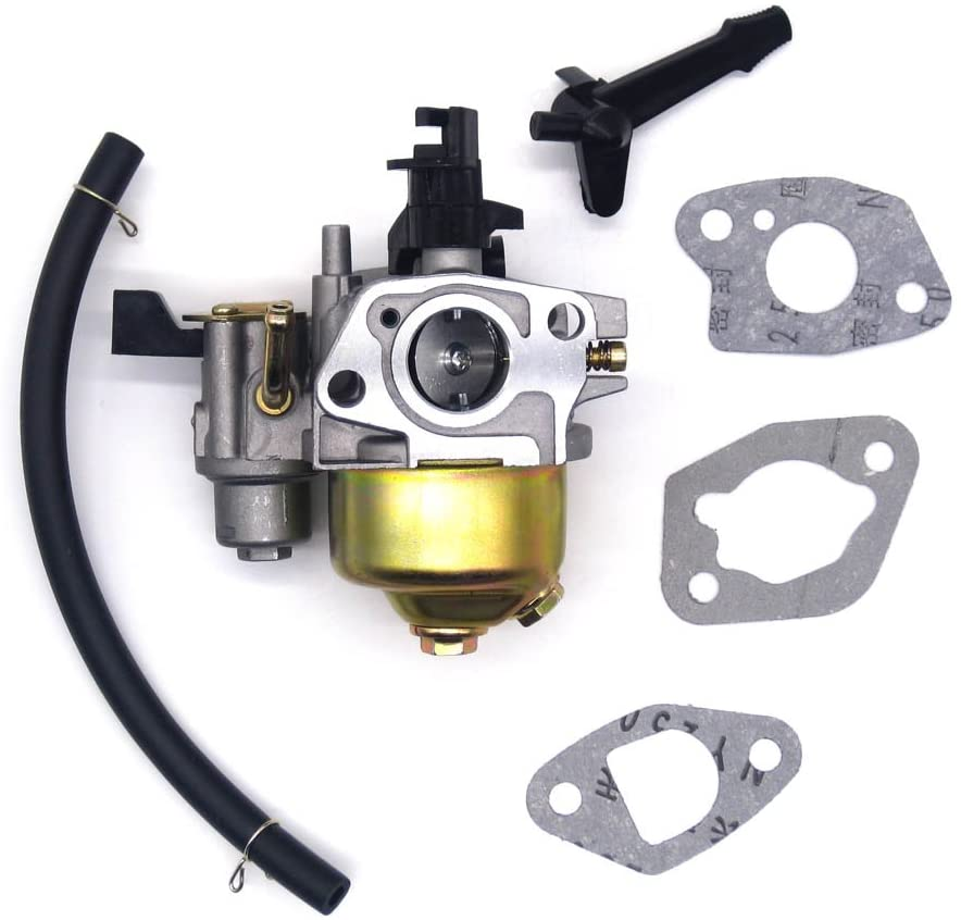 FitBest New Carburetor w/Gaskets for Harbor Freight Predator 6.5 HP 212cc Go Kart OHV Engine