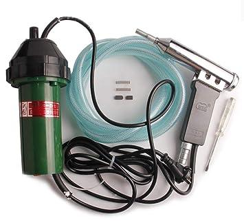 Hycy Tela De PVC Que Suelda con Autógena El Tipo Partido del Soldador Plástico del Aire Caliente 1000W con El Cepillo Eléctrico del Carbono De La Pluma: ...