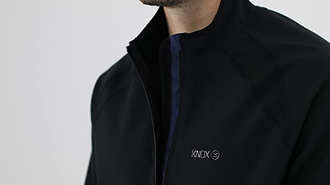 Knox Cold Killers Wind Buddy Winter Jacket Water Resistant Blue Collection