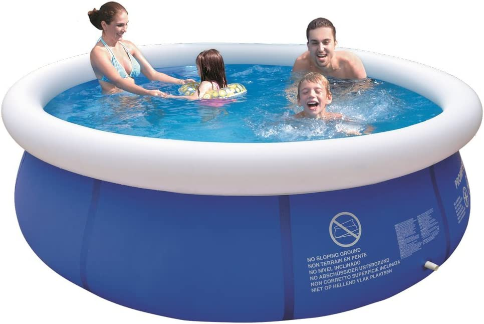 Jilong JL010202N -P21 - Piscina Inflable: Amazon.es: Jardín