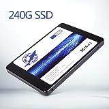Dogfish SSD 240GB SATA3 SataIII 2.5 Inch Internal Solid State Drive 7MM Height MLC PC Laptop Hard Drive (240GB)