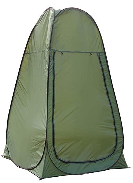 new style 1320b 8678f Inditradition Cloth Changing Tent for Camping and Hiking, Green, Free Carry  Bag