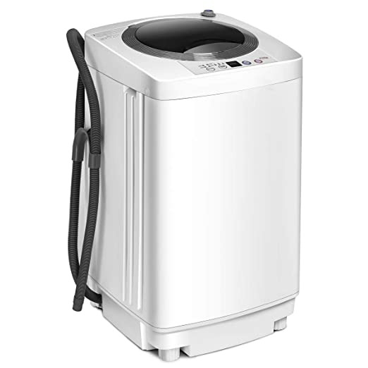 Washer Lavadora PortáTil 2 En 1-6 Modos, Nivel De Agua Ajustable ...