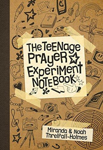 Teenage Prayer Experiment Notebook (Pumpkin Prayer)