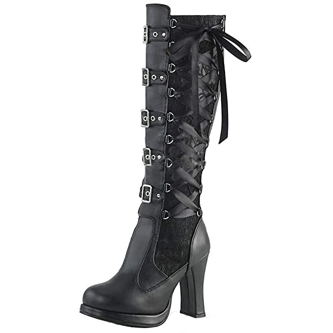 : Womens Knee Length Boots,LuluZanm Sales! Ladies