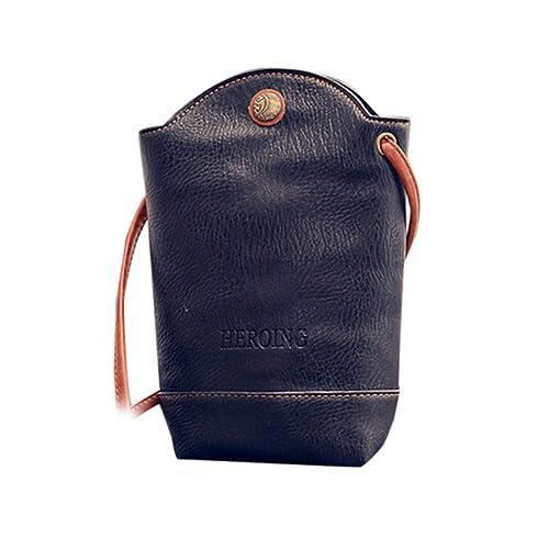 Amazon.com: Bolsas para mujer, casuales, hechas a mano, con ...