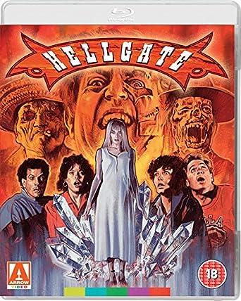 Hellgate [Blu-ray] [Reino Unido]: Amazon.es: Ron Palillo ...
