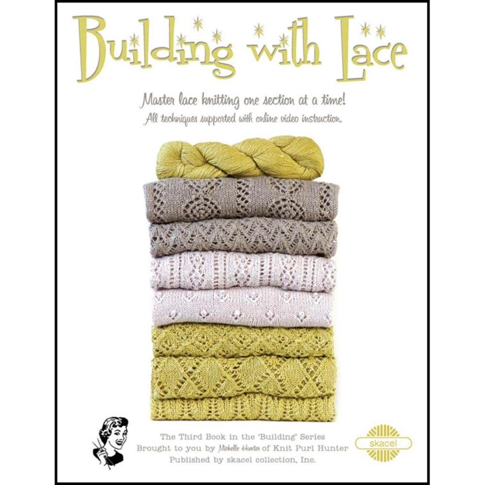 Herrschners® Building with Lace Book