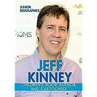 Jeff Kinney: Children's Book Author and Cartoonist (Junior Biographies)