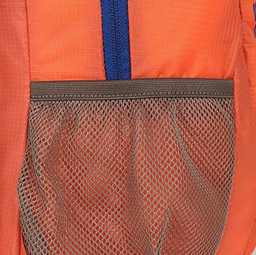 HWLXBB Outdoor Bergsteigen Tasche Man And Lady Mehrzweck-Bergsteigen Tasche Wandern Camping Bergsteigen Rucksack