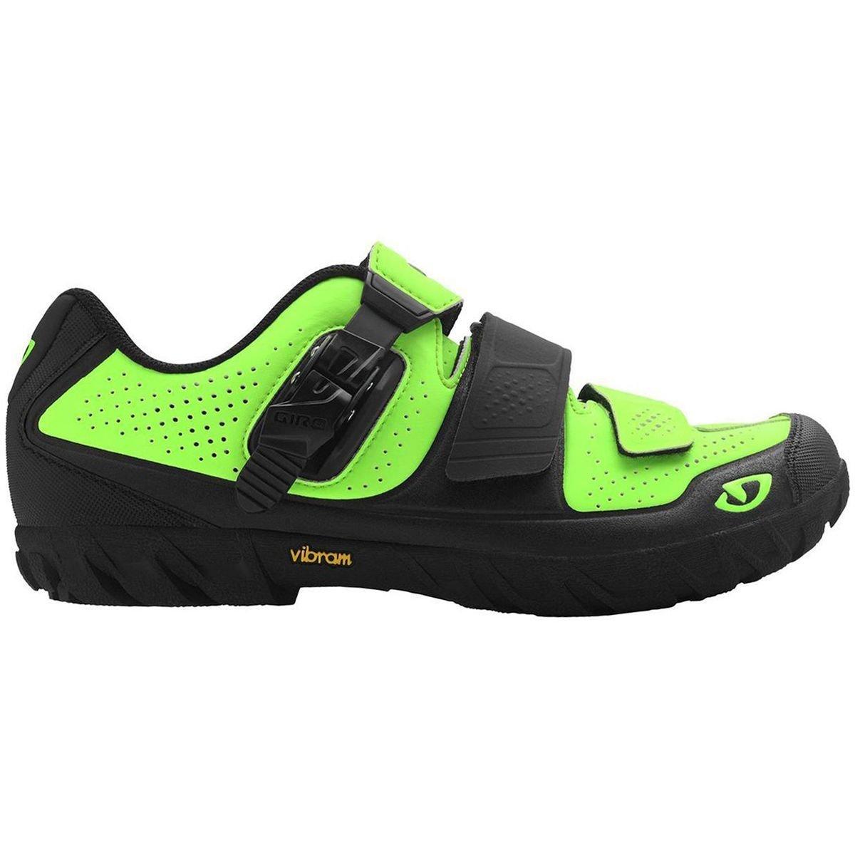 Giro Terraduro Cycling Shoes - Men's Lime/Black 39