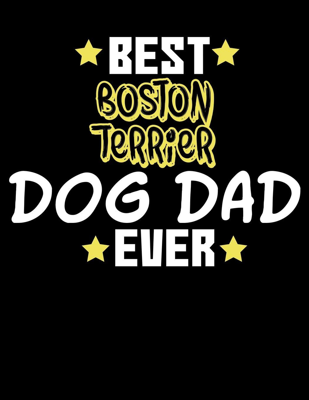 Best Of Boston 2020 Best Boston Terrier Dog Dad Ever: 2020 Boston Terrier Planner for