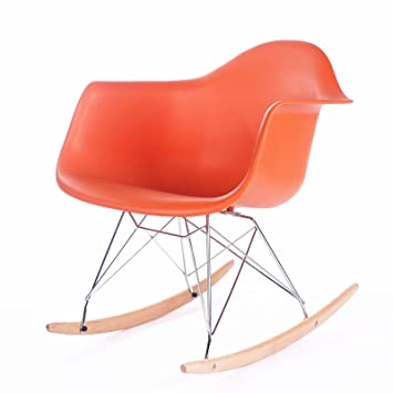 Phenomenal Costello Childrens Eiffel Retro Rocking Rocker Lounge Leisure Chair Outdoor Sun Patio Garden Seat Plastic Office Tulip Charles And Ray Eames Style Pabps2019 Chair Design Images Pabps2019Com
