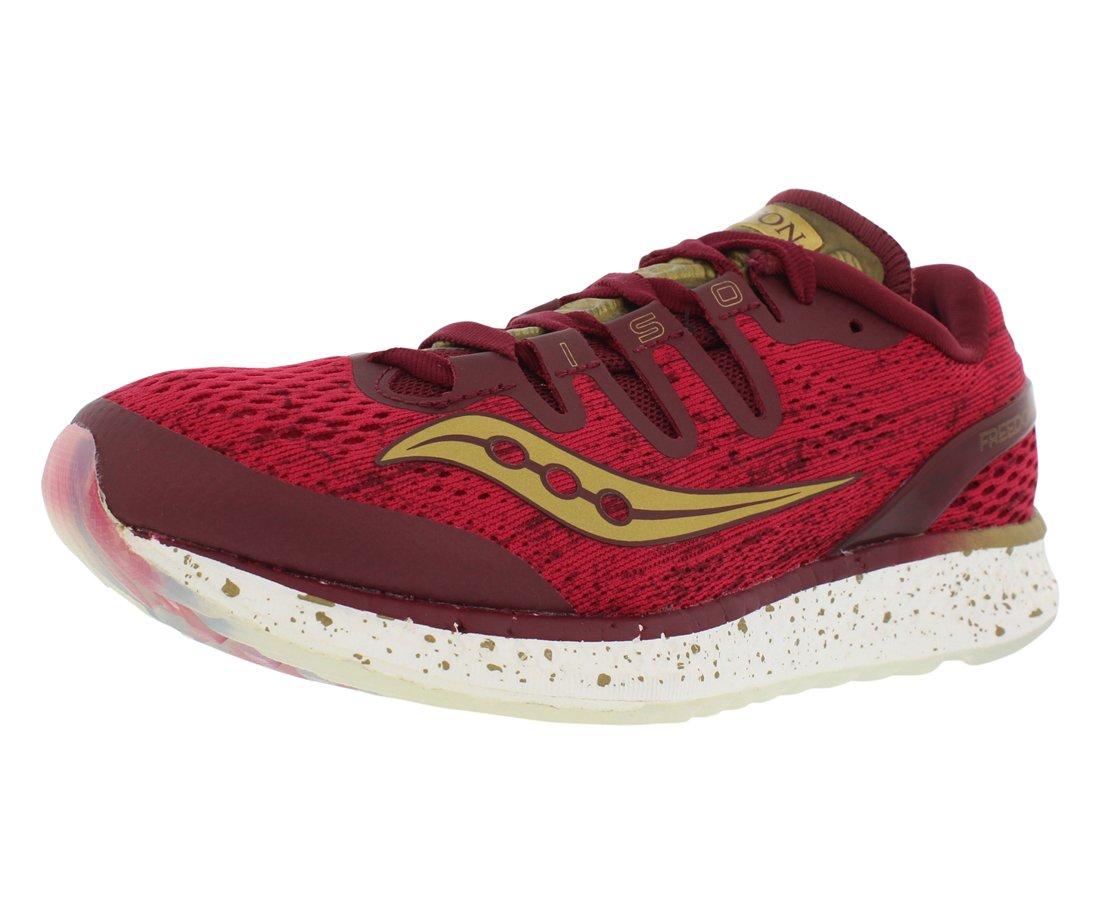 Saucony Women's Freedom ISO Running Shoe B06VWV548P 12 B(M) US|Red