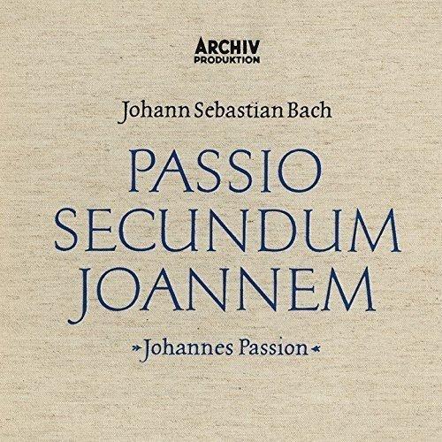 SACD : Karl Richter - J.s.bach: Johannes-passion Bwv245 (Japan - Import)