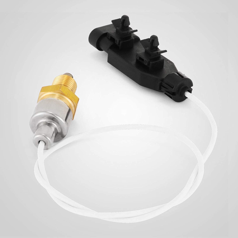 for 04.5-15 Mophorn Turbo Vane Position Sensor Fits 04.5-15 LLY LBZ LMM LML Turbo Vane Sensor 6.6L GM Duramax Chevy Diesel Turbocharger Vane Position Solenoid Reliably