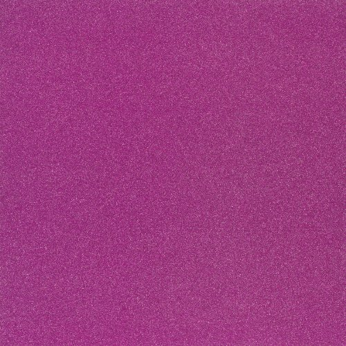 American Crafts POW Glitter Paper, 12 by 12-Inch, Solid/Blossom, 15 Sheet