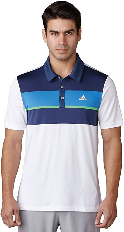 Amazon.com : adidas Golf Men's Golf Climacool Engineered Block ...