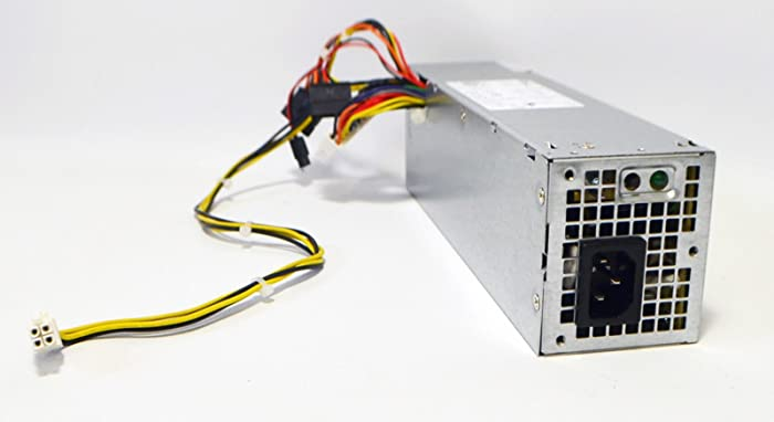 Dell Genuine OEM GFHY9 240W Power Supply AC240ES-00 D240AS-00 H240ES-01 H240ES-00 PS-5241-5DF PC1002 D240A002L
