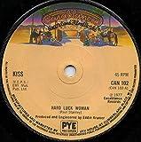 hard luck woman / mr. speed 45 rpm single
