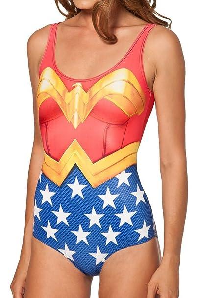 Artes Efivs una pieza Sexy traje de bikini traje de Wonder ...