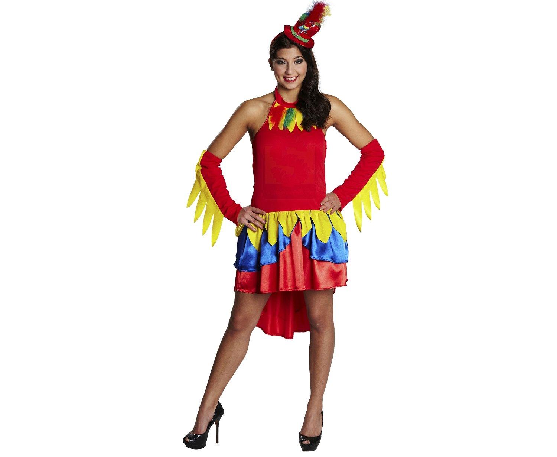 Disfraz de loro - talla 36: Amazon.es: Juguetes y juegos