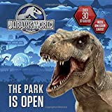 img - for The Park is Open (Jurassic World) (Pictureback(R)) book / textbook / text book
