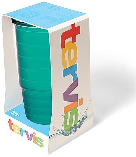 Amazon.com: Tervis - Vaso aislante transparente y colorido ...