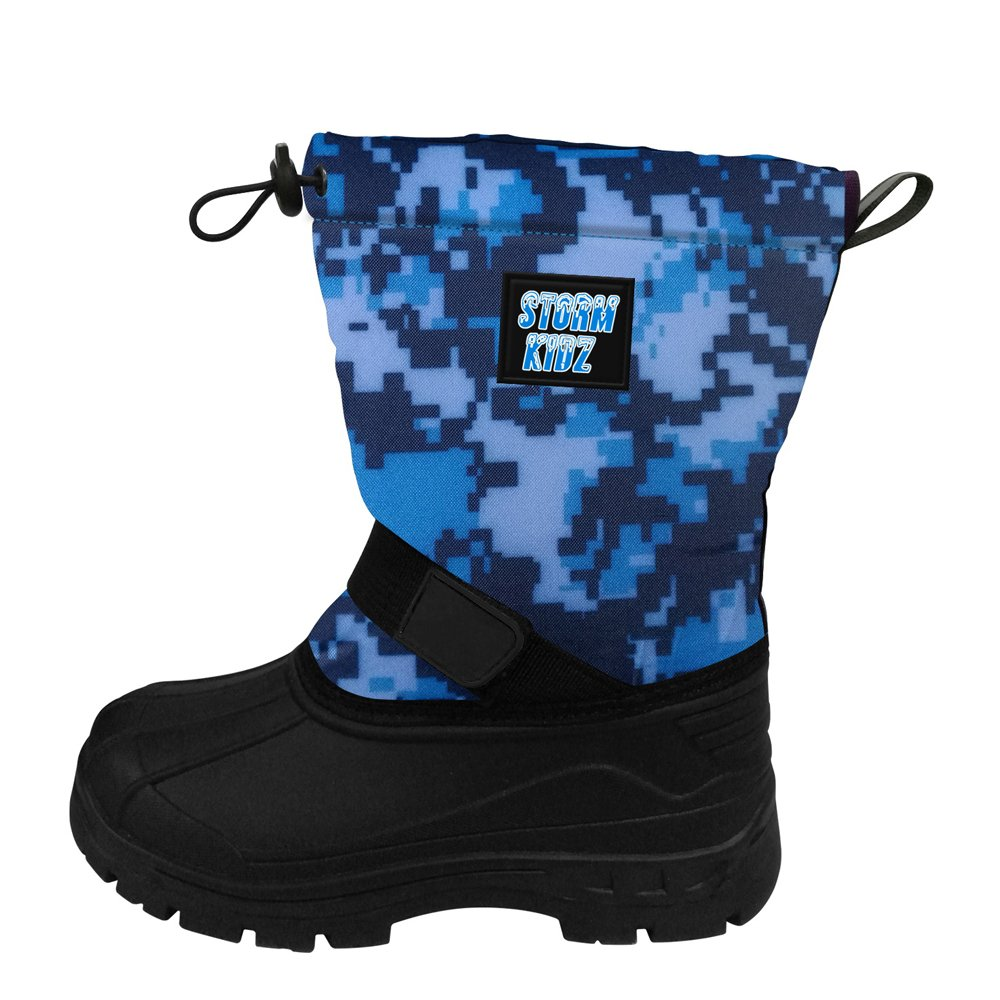 Storm Kidz Unisex Cold Weather Snow Boot (Toddler/Little Kid/Big Kid) Many Colors 3104