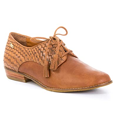 VELEZ Women Colombian Leather Casual Oxford Shoes | Zapatos de Cuero Genuino