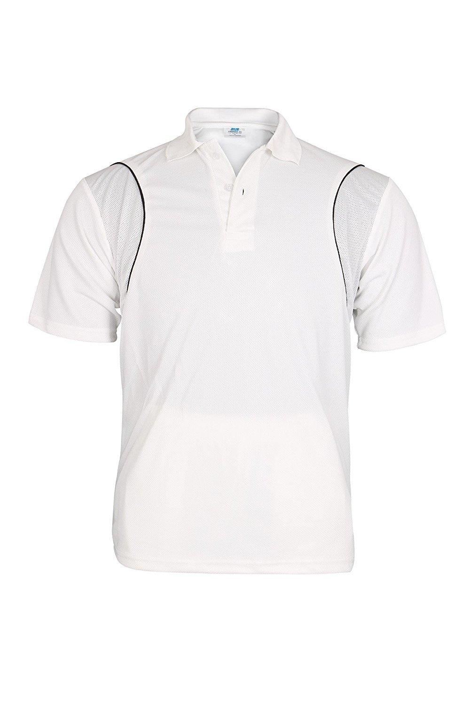 Vector X Striker Polyester Cricket T-Shirt, Men's X-Large (White) (B01LZUW2PW) Amazon Price History, Amazon Price Tracker