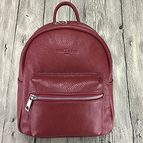 Frederic T. - Bolso mochila  para mujer Rojo