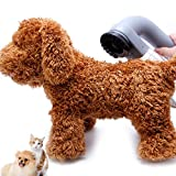 Doober Cat Dog Pet Hair Fur Remover Shedding Grooming Brush Comb Vacuum Cleaner Trimmer