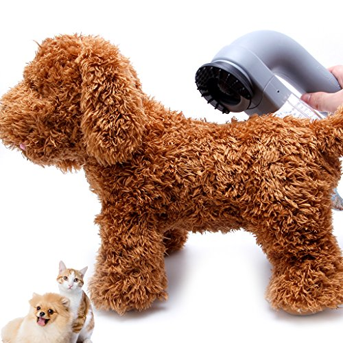 Kocome Hair Fur Remover Shedding Grooming Brush Comb Vacuum Cleaner Trimmer for Cat Dog Pet by Kocome (Image #1)